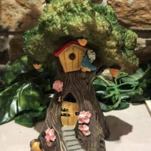 Tree House Fairy House