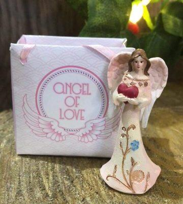 Guardian Angel of Love in Bag
