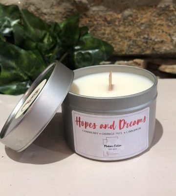 Hopes and Dreams Candle