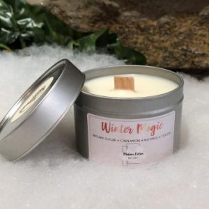 Winter Magic Candle