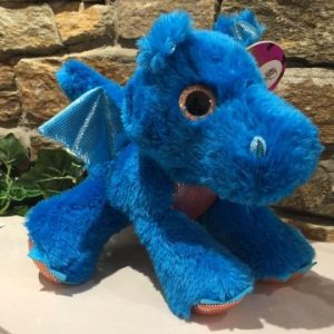 Sparkle Tales Flash the Dragon Plush