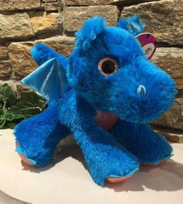 Sparkle Tales Flash the Dragon Plush