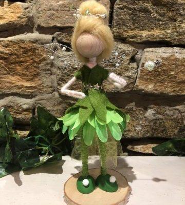 Tinkerbell Doll Handmade