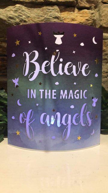 Believe In The Magic Colour Change Lantern