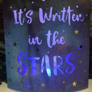 Its Written In The Stars Colour Change Lantern