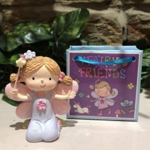 Fairy Friend In A Bag Pink Blue