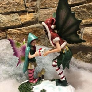 The Gift of Christmas Fairy Ornament