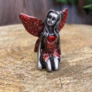 Birthstone Fairy - June Ruby
