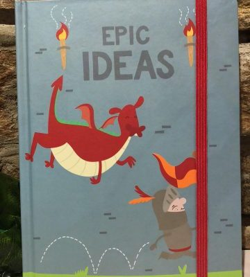 Epic Ideas Knight Note Pad