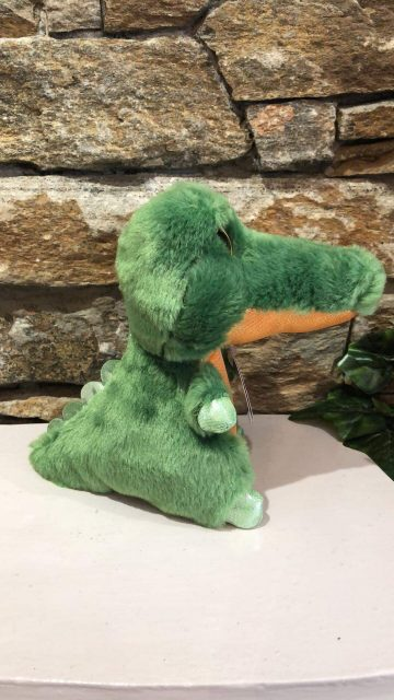 Snap Crocodile Plush