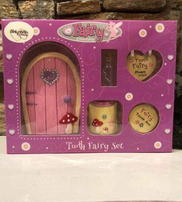 Tooth Fairy Door Gift Set Girl