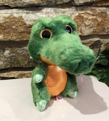 Snap Crocodile Plush