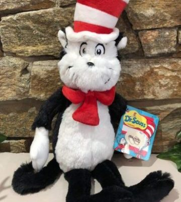 Dr Seuss Cat in the Hat Plush Toy Large