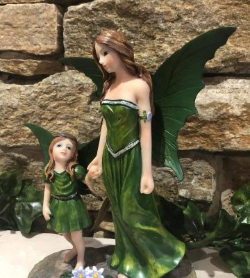 Earth Mother Fairy Ornament Large