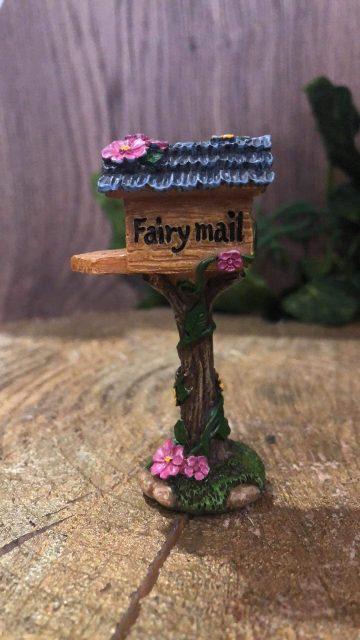Fairy Mail Box