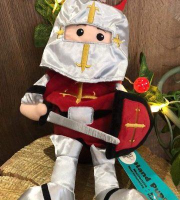 Knight Hand Puppet