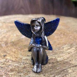Birthstone Fairy - September Blue Sapphire