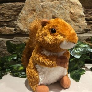 Nutsie Squirell Plush