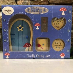 Fairy Door Gift Set Boy