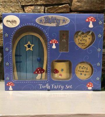 Fairy Door Gift Set Boy
