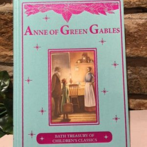 Anne of Green Gables Children's Classics Hardback Book
