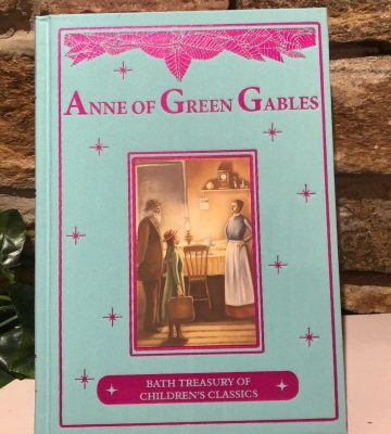Anne of Green Gables Children's Classics Hardback Book