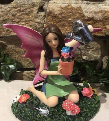 Garden Fairy Ornament Large