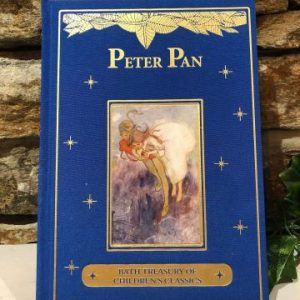 Peter Pan Children's Classics Hardback Book