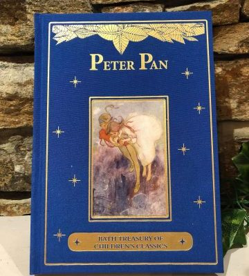 Peter Pan Children's Classics Hardback Book