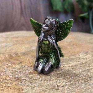 Birthstone Fairy - May Emerald