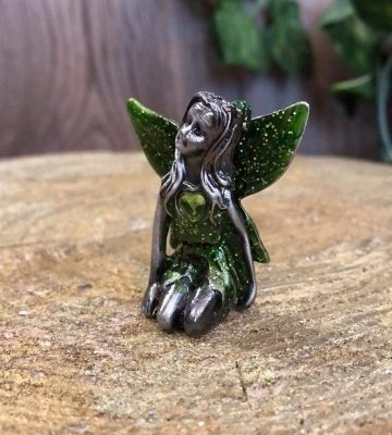 Birthstone Fairy - May Emerald