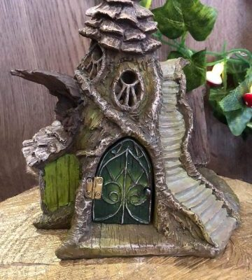 Merlins Mansion Fairy House