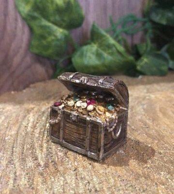 Miniature Fairy Treasure Chest