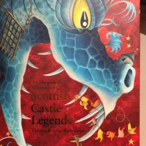 Scottish Castle Legends Large Hardback Book