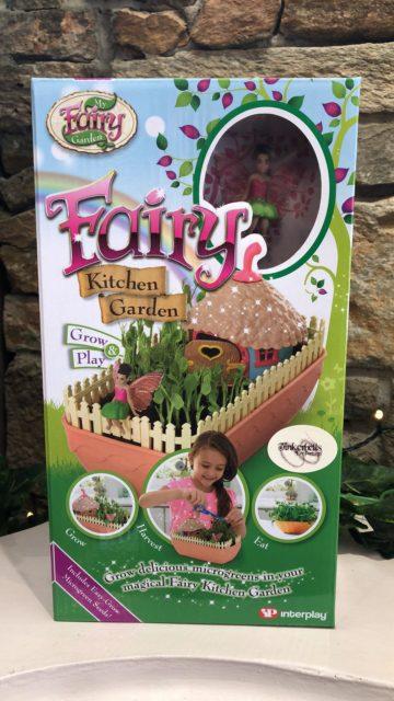 Fairy Kitchen Garden