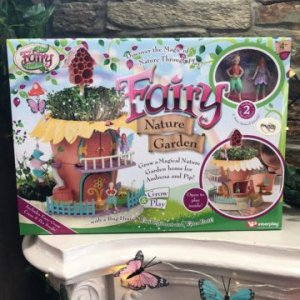 Fairy Nature Garden XL Set