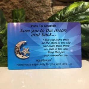 Pins To Cherish - Love You To The Moon