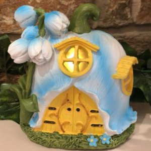 Bluebell Snug Light Up Fairy House
