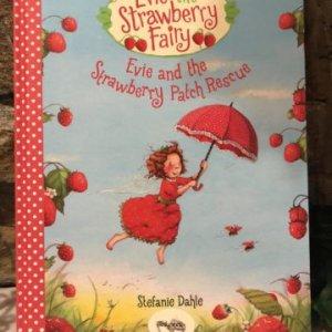 Evie The Strawberry Fairy Book