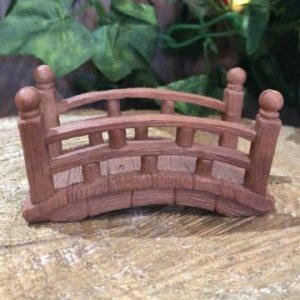 Wooden Style Resin Bridge
