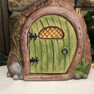 Fairy Forge Opening Fairy Door