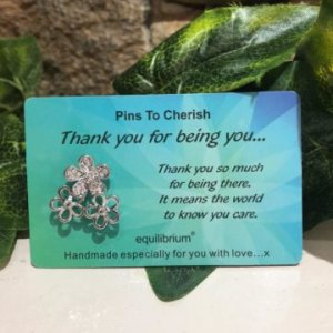 Pins To Cherish - Thank You For Being You